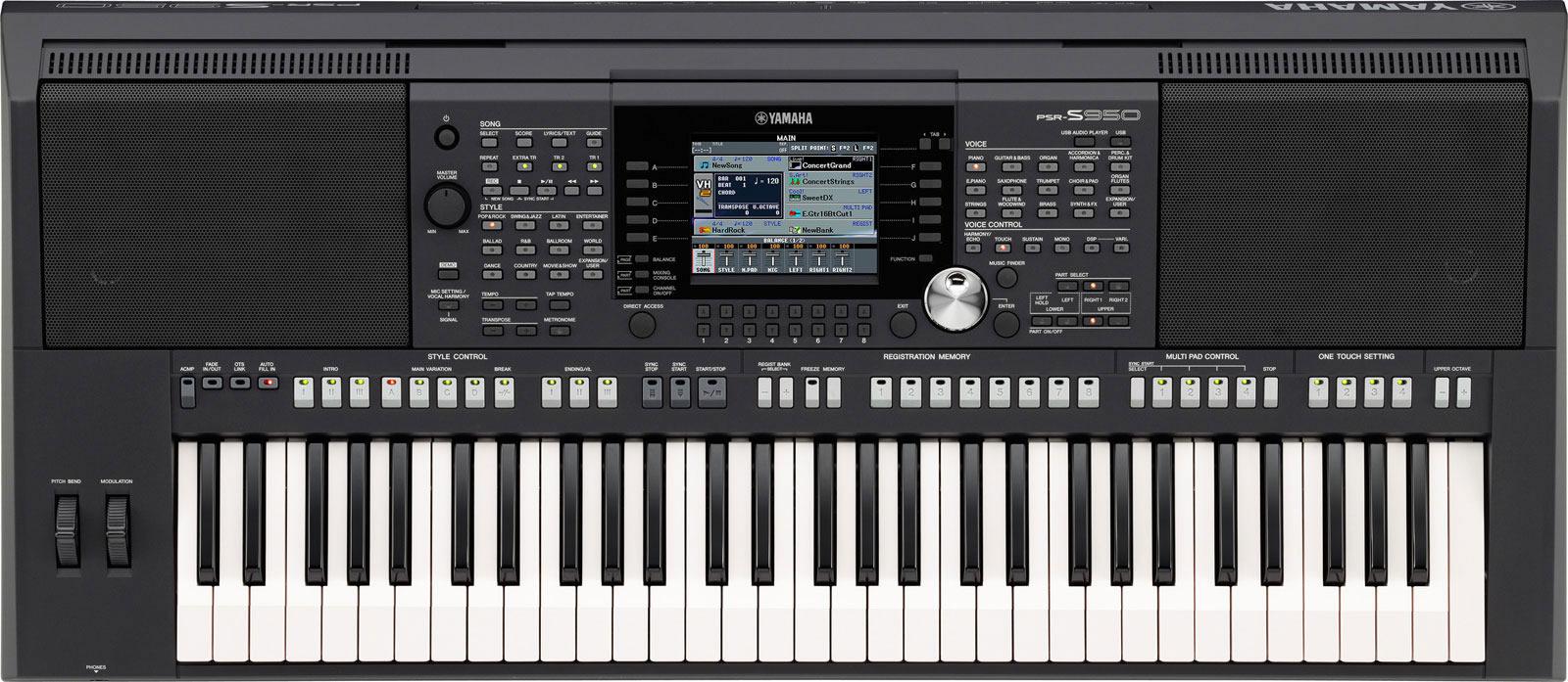 Giá đàn organ yamaha psr s950 cũ