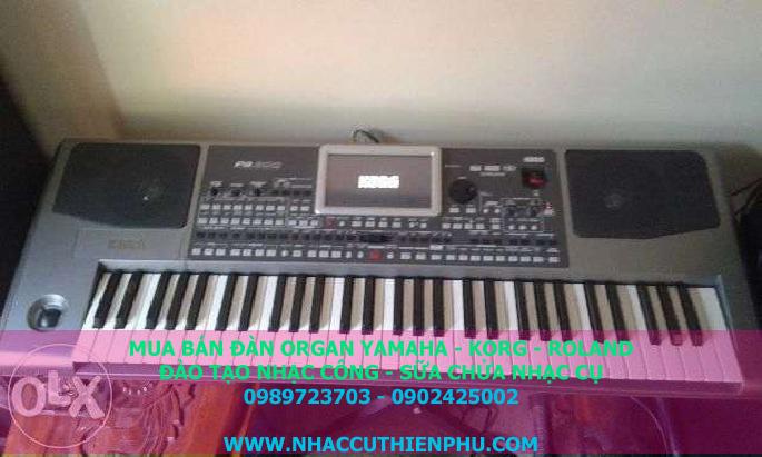 dan-organ-korg-pa900-cu-da-qua-su-dung