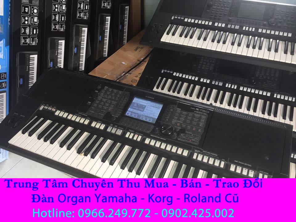 thu mua đàn organ cũ